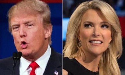Trump and Megyn Kelly call a truce
