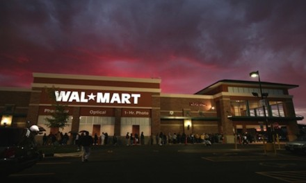 Walmart pressured to stop selling guns