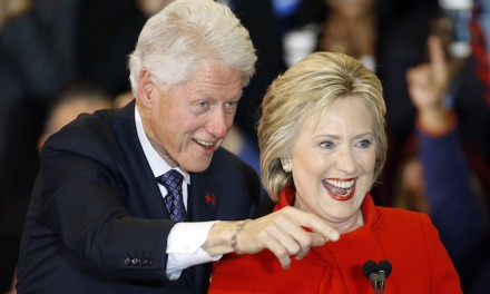 Hillary and Bill: No Influence Left to Sell