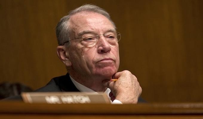Is the Senate GOP weakening already?