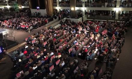 Cruz rallies 2,000-plus conservatives, evangelicals in SC