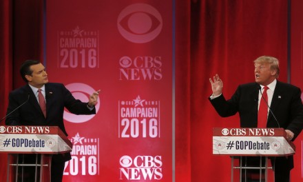 Cruz, Trump, Rubio, Bush scrap in SC Rep. debate