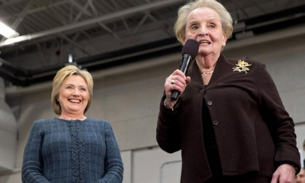 Madeleine Albright: Donald Trump 'undemocratic,' 'un-American' but not 'a fascist'