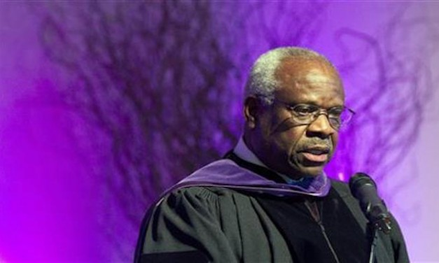 Justice Clarence Thomas urges court to revisit defamation law