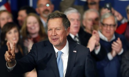 Critics want Kasich out to advance Rubio
