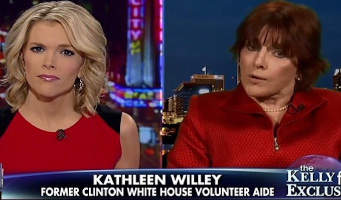 Woman who accused Bill Clinton of assault to campaign against Hillary presidential run