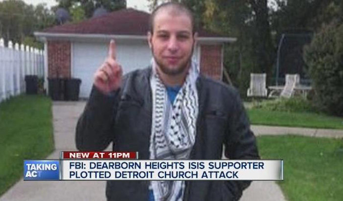 Michigan father fights to take son with ISIS ties home