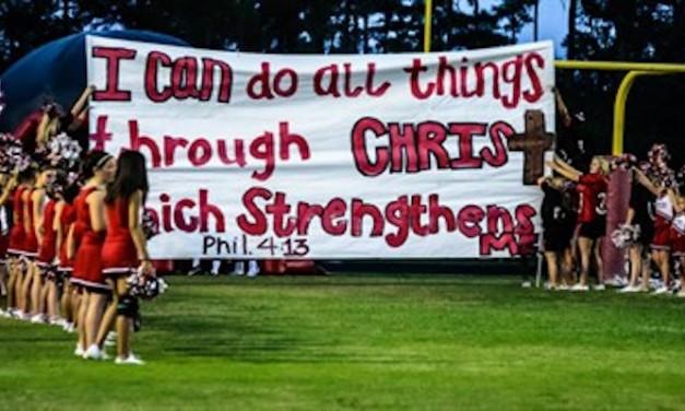 Faithfilled cheerleaders win major court battle