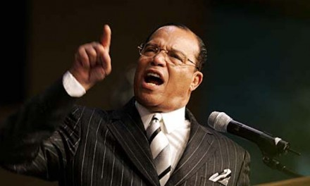 Farrakhan: I represent the Messiah. I represent the Jesus and I am that Jesus.