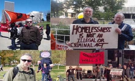 'Occupy Denver' activist shoots 3 deputies serving eviction notice, kills 1