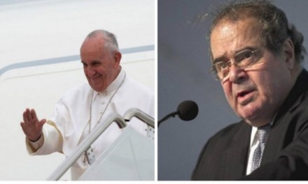 Justice Scalia Was More Catholic Than this Pope