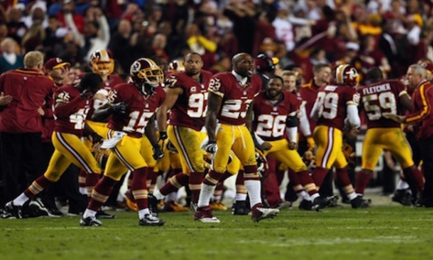 D.C. Council member against Redskins' return to city due to 'offensive' name