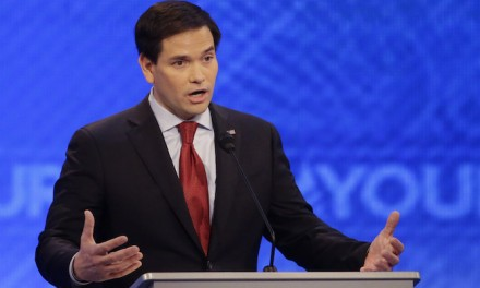 Rubio shaken by Christie attacks