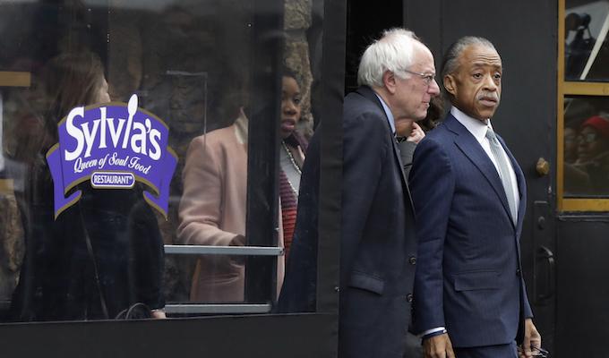 Bernie Sanders, the socialist POTUS? Better believe it