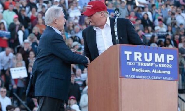 Trump: I don't have an attorney general