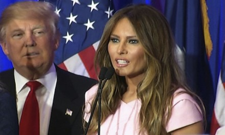 Melania Trump to hit campaign trail for her husband Monday