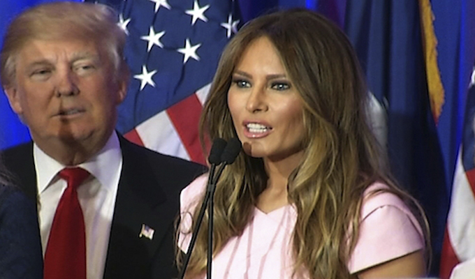 Melania Trump to join 2020 campaign with fundraisers