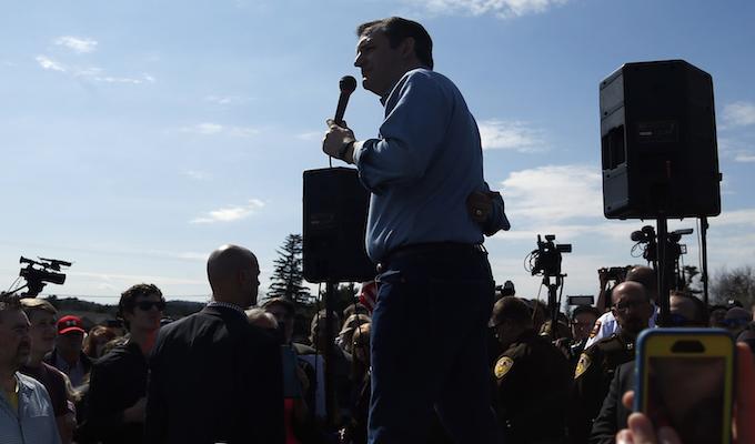Indiana governor to endorse Ted Cruz