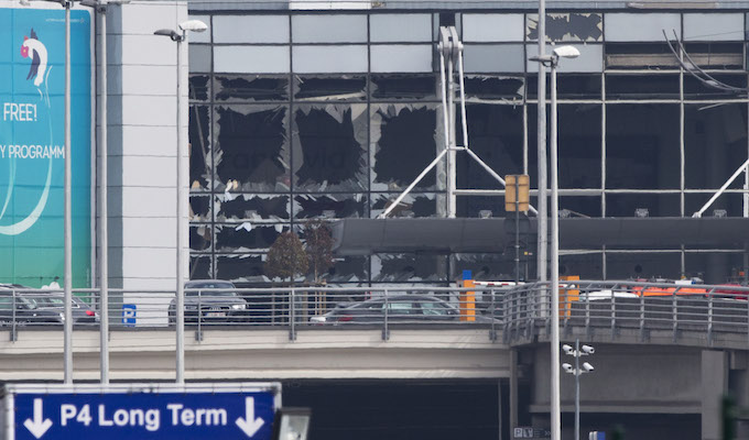 Terror Attacks Rock Brussels Airport and Subway: At Least 28 Dead