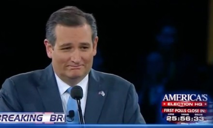 Cruz Reaffirms that America Stands with Israel