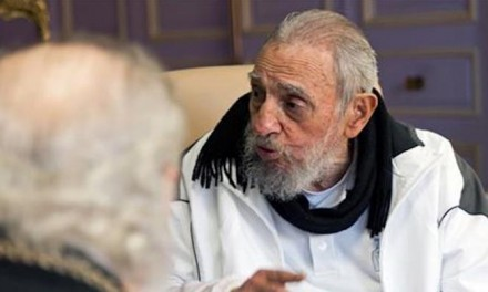 Fidel Castro to Obama: We don't need your presents