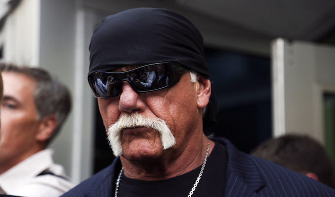 Hulk Hogan, the tape, and the 1st Amendment