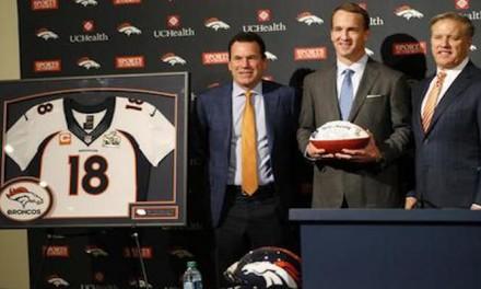 Peyton Manning retires a winner