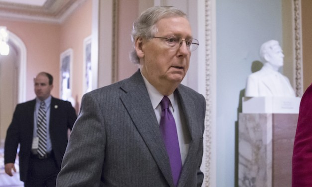 McCarthy-McConnell Republicans betrayed Trump, killed the wall