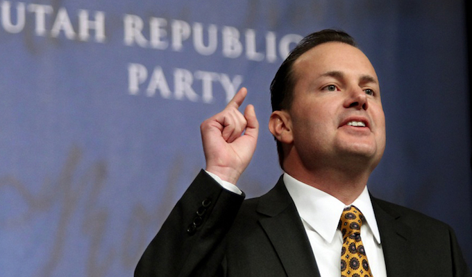 Sen. Mike Lee: Wrap this thing up; it's time to move on
