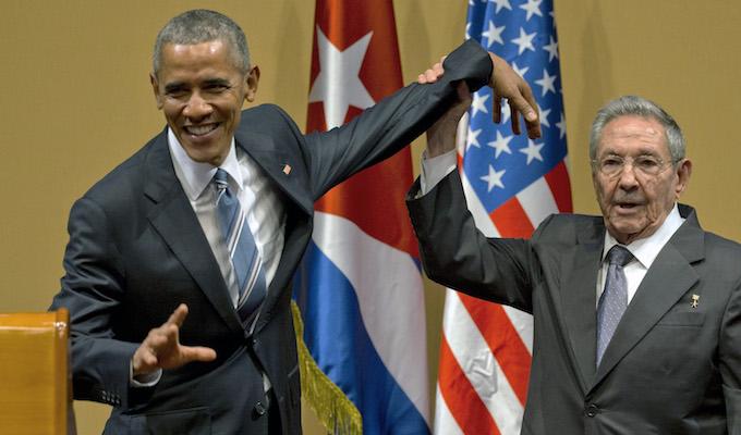 Obama Whitewashes Castro's Tyranny in 'Carefully-Worded' Statement