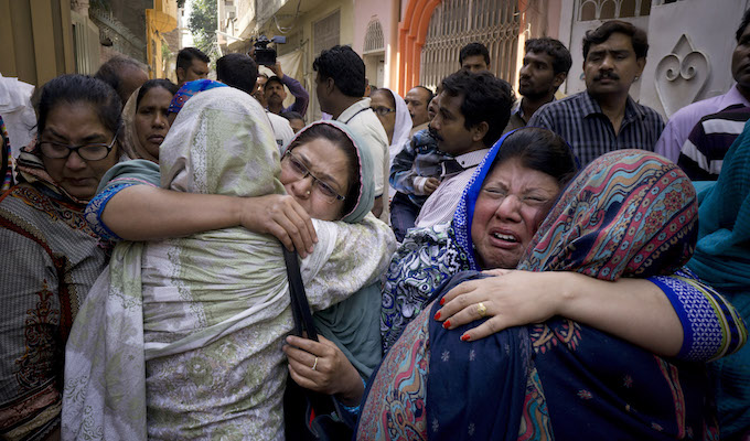 Death toll from Easter bombing of Christians in Pakistan reaches 70