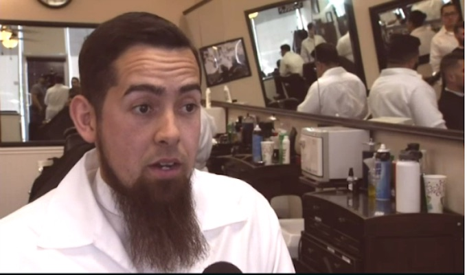 Transgender to sue barbershop that denied service for religious reason