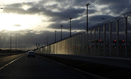 It was petrifying: lorry driver attacked by migrants near Calais feared for his life
