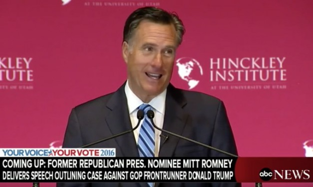 Uni-Party Elite: Biden, Ryan, McCain, Graham to gather at Romney summit