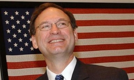 Alito steps up for the Little Sisters