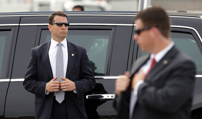 House committee goes after Secret Service funds used to protect Trump family