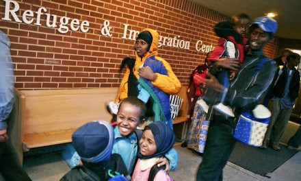 In D.C.'s Elite Neighborhoods, Only Nine Refugees Resettled