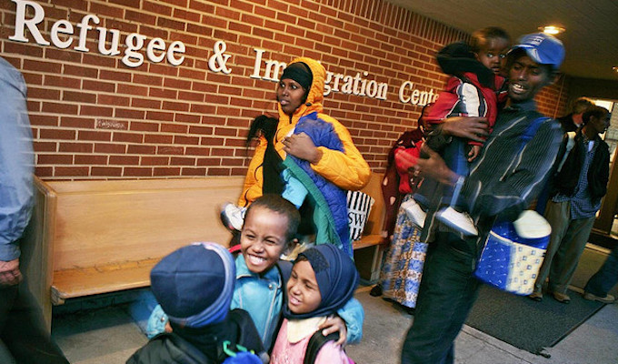 More than half the influx of students in Baltimore were not born in US and do not speak English