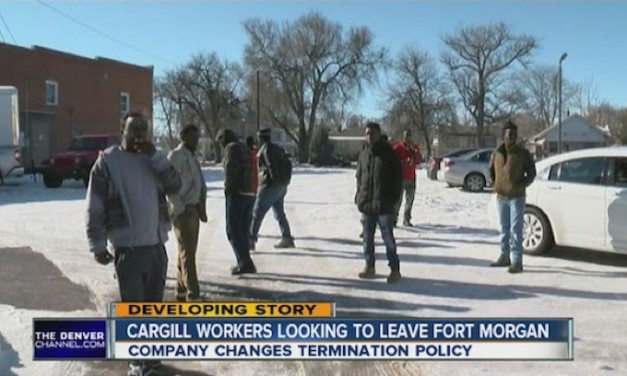 EEOC sides with fired Muslims at Cargill meatpacking plant