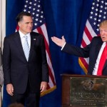 Mitt Romney wants you to know he voted but not for Trump