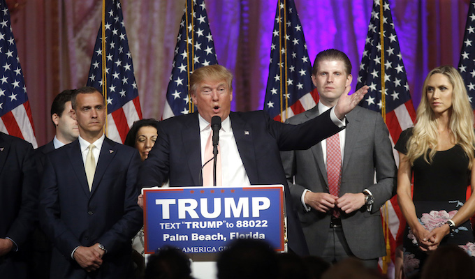 Hillary Clinton donor to oversee case against Donald Trump's campaign manager
