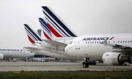 Air France faces staff mutiny over wearing headscarves on flights to Iran