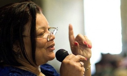Alveda King instructed the 'Reverends' Sharpton and Jackson that Trump is their 'brother'
