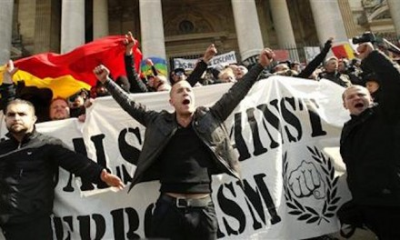 Brussels braces for Belgian citizens marching against Muslims