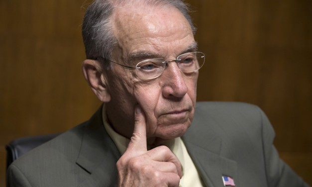 Chuck Grassley demands answers for Air Force's $1,280 coffee cups