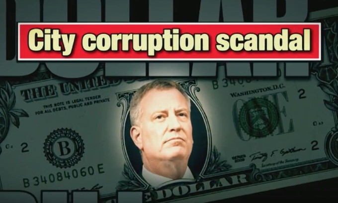 De Blasio dodges federal charges in campaign fundraising probe