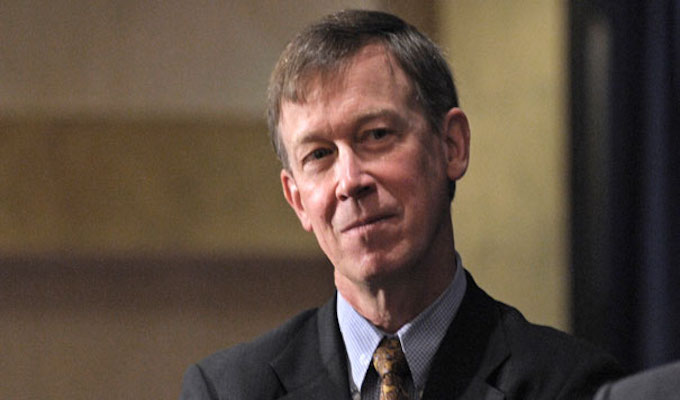 Hickenlooper doesn't care what state global warming law does to household budgets