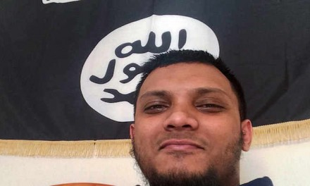 ISIS sympathizer guilty of planning to attack U.S. servicemen in Britain