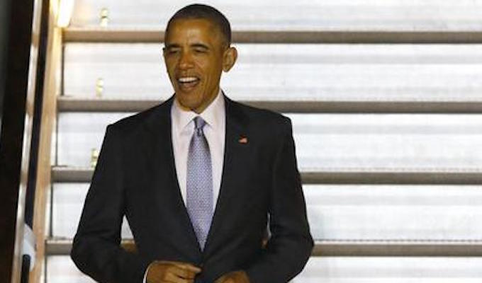 Obama squandering big money globally before leaving office