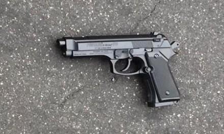 Pellet guns can get you shot